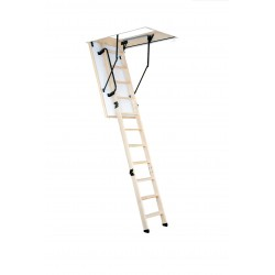 escalier escamotable woodup une marque levigne. Black Bedroom Furniture Sets. Home Design Ideas