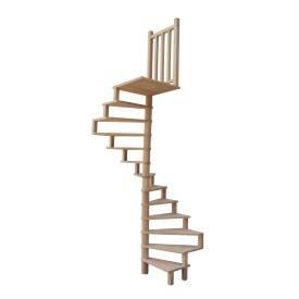 H lico dal woodup une marque de la soci t levigne - Escalier faible encombrement ...