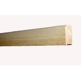 Main courante bois noir