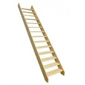 Escalier ext rieur woodup une marque levigne for Escalier exterieur pas cher