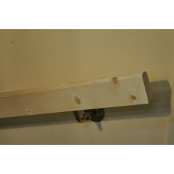 Sapin plate + supports