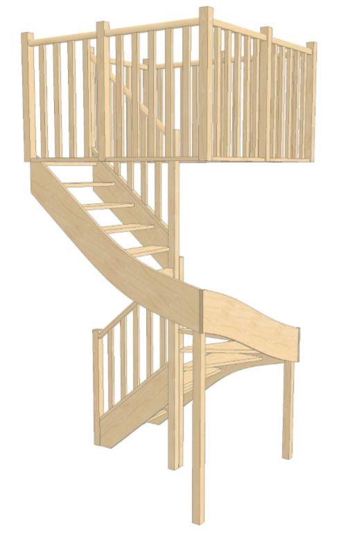 Escalier Double QT sans contre marche Garde corps étage.JPG